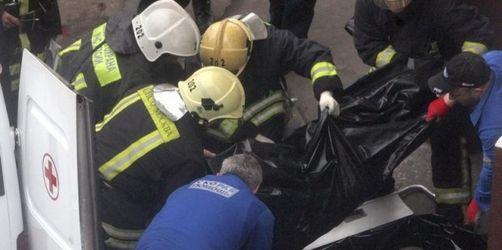 38 Tote bei Terroranschlägen auf Moskauer Metro