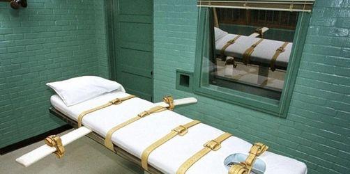 Weltweit mehr als 700 Hinrichtungen im Jahr 2009