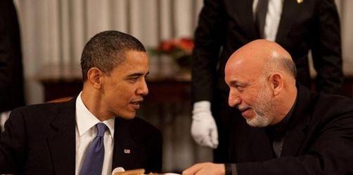 Obama: Fortschritt in Afghanistan «zu langsam»