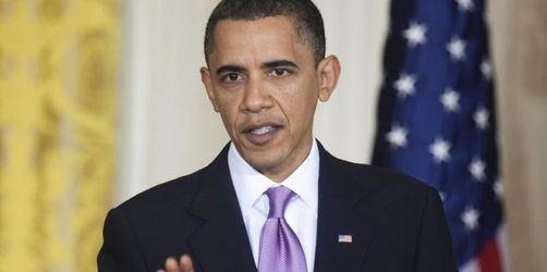 Obama will Iran-Sanktionen «binnen Wochen»