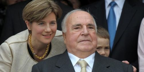 Kohl feiert mit rund 800 Gästen Geburtstag
