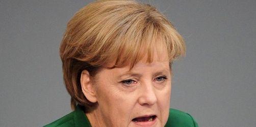 Merkel: «Europa steht am Scheideweg»