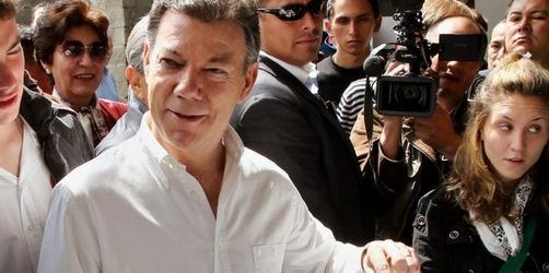 Kolumbien: Santos und Mockus müssen in die Stichwahl