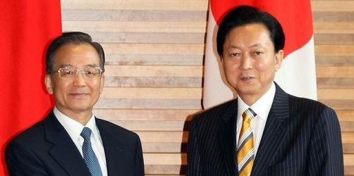 Japan und China wollen Beziehungen ausbauen