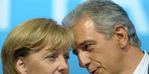 Tillich für schlankere CDU-Spitze