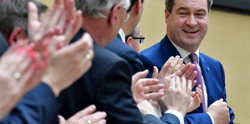 Bayern: 42 Prozent für CSU - SPD, Grüne und AfD gleichauf