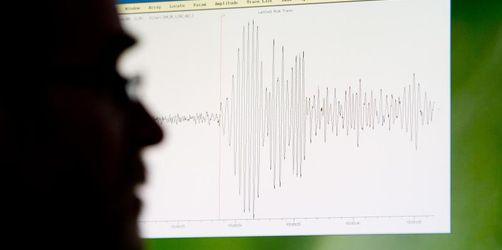 Leichtes Erdbeben in Niedersachsen