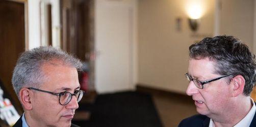 SPD, Grüne und FDP in Hessen sprechen erstmals über Ampel