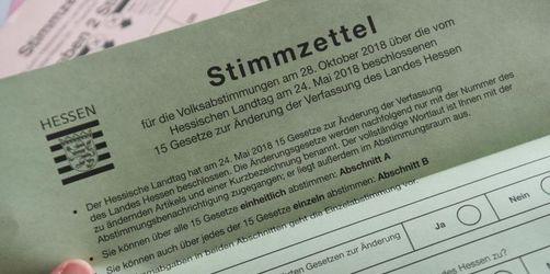 Hessen schafft Todesstrafe ab