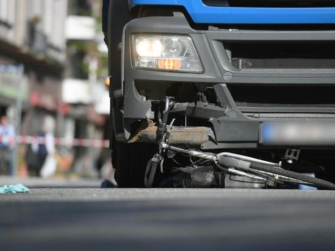 Ein Viertel der Opfer sind Fahrradfahrer und Fußgänger.