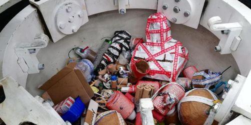 57 Festnahmen bei Razzien gegen illegalen Böller-Handel