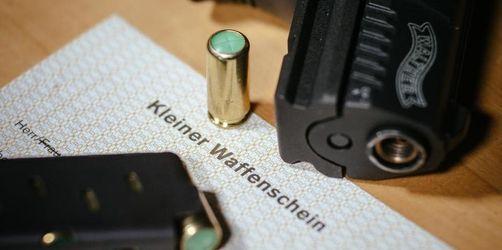 Zahl der Kleinen Waffenscheine in Deutschland steigt weiter