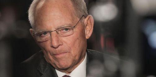 Angst vor Spaltung der CDU: Schäuble warnt vor Racheplänen