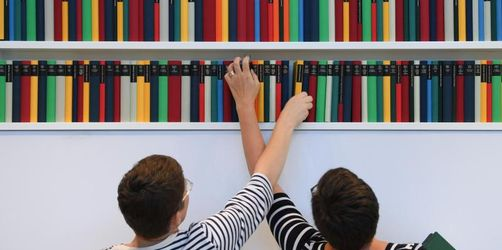 Die Deutschen kaufen weniger Bücher