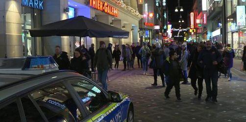 Böller verursachen Panik in Dortmunder Einkaufszentrum