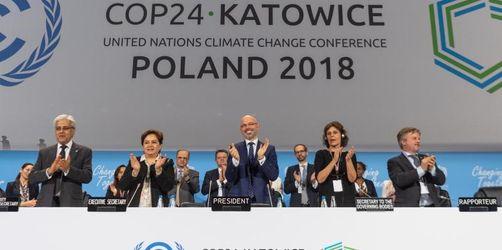 Neue Klimaschutz-Regeln stehen - Kritik von Umweltschützern