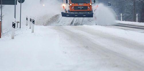 Autofahrer aufgepasst! Neue Gefahr durch Schnee und Eis