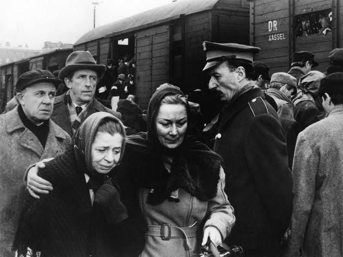 Szene aus Folge 3 der TV-Serie «Holocaust - Die Geschichte der Familie Weiss». /WDR/Worldvision Enterprises Inc.