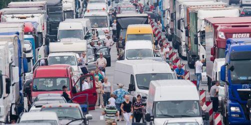 Rekord auf deutschen Autobahnen: Mehr als 2000 Staus pro Tag