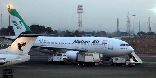 Iranische Mahan Air darf nicht mehr nach Deutschland fliegen
