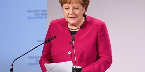 Verhärtete Fronten in München: Merkel rechnet mit Trump ab