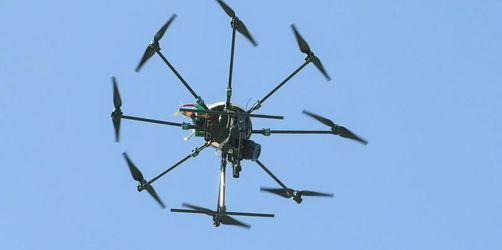 Polizei warnt vor Drohnenflügen bei Sicherheitskonferenz