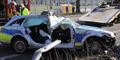 Polizistin stirbt bei Einsatzfahrt in Saarbrücken