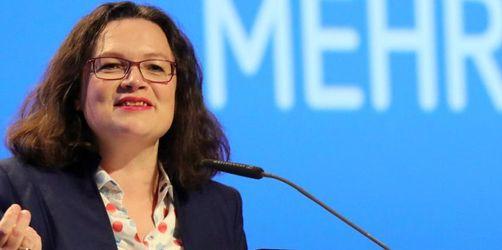 SPD schiebt sich in Umfrage an Grünen vorbei auf Platz zwei