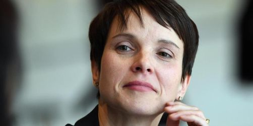 Meineid-Prozess gegen Frauke Petry beginnt