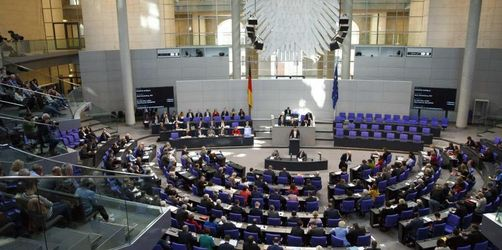 Bundestagsdiäten steigen wohl um drei Prozent