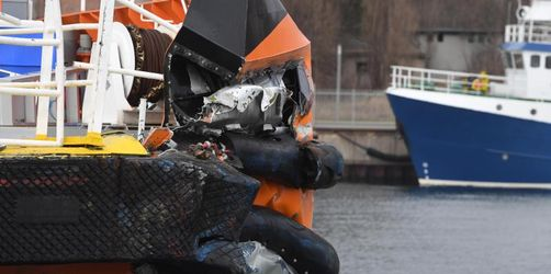 Schiffsunglück vor Rügen - 15 Seeleute sind verletzt