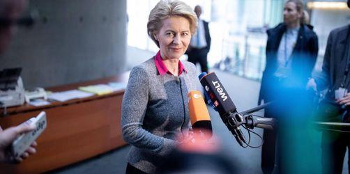 Wehrbeauftragter und US-Botschafter kritisieren Wehretat