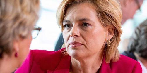 Schulze greift Klöckner wegen Glyphosat-Zulassung an