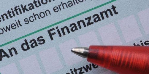 Steuern und Abgaben in Deutschland weiter enorm hoch
