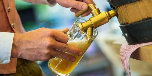 Bundesbürger trinken 131 Liter Alkoholika im Jahr