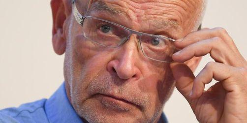 Günter Wallraff aus dem Krankenhaus entlassen