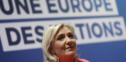 Rechtspopulisten legen laut Umfrage vor Europawahl zu