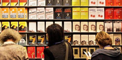 Buchbranche vergibt Deutschen Sachbuchpreis