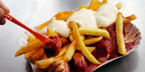 Kantinen-Hitliste: Currywurst bleibt Nummer eins