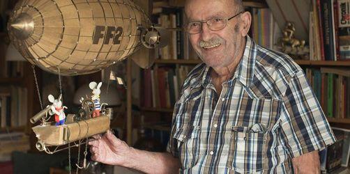 Fix-und-Fax-Schöpfer Jürgen Kieser gestorben