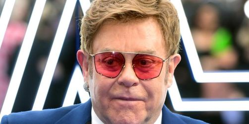 Elton John: Für «Rocketman» lange nach Filmstudio gesucht