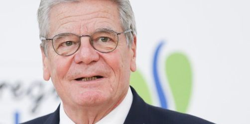 Gauck mit Ratschlag für CDU: «Toleranz in Richtung rechts»