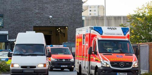 Geiselnehmer von Lübeck bedrohte Opfer mit JVA-Küchenmesser