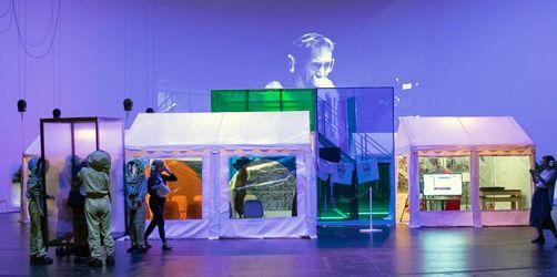Bauhaus-Stück an Berliner Volksbühne uraufgeführt