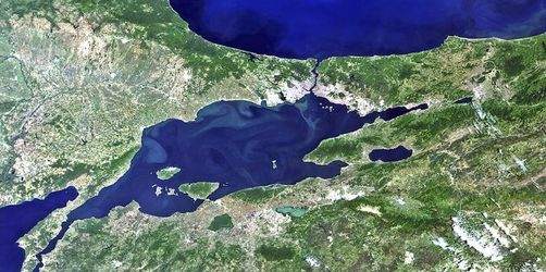 Erdbebengefahr: Forscher messen Spannung unter dem Bosporus