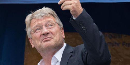 Jörg Meuthen nicht als Delegierter aufgestellt