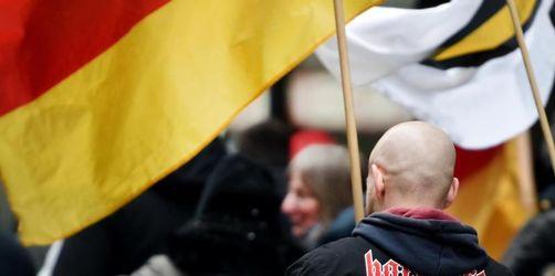 Nach Lübcke-Mord: Rechtsextreme demonstrieren in Kassel