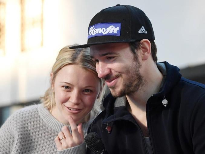 Felix Neureuther und seine Frau Miriam erwarten ihr zweites gemeinsames Kind.