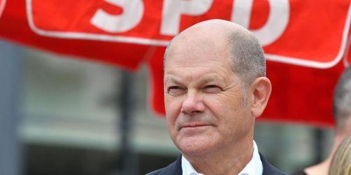 SPD-Vorsitz: Olaf Scholz bewertet «Lage neu»