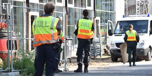 Groß-Razzia gegen Einschleusen von Bauarbeitern